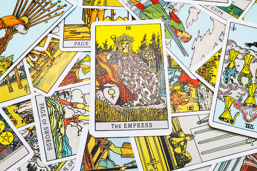 Tarot, Mother, Empress, Mother's Day
